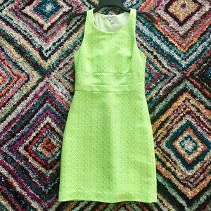 JCrew Racerback dress